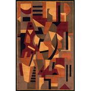 Momeni New Wave Cubist Area Rug