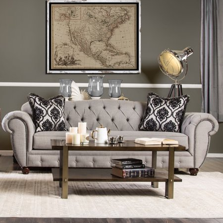 hokku designs tudor chesterfield sofa