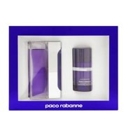 Ultraviolet Gift Set by Paco Rabanne - 2 Piece Gift Set: 3.4 Oz Eau De Toilette Spray + 2.1 Oz Deodorant Stick. For Men