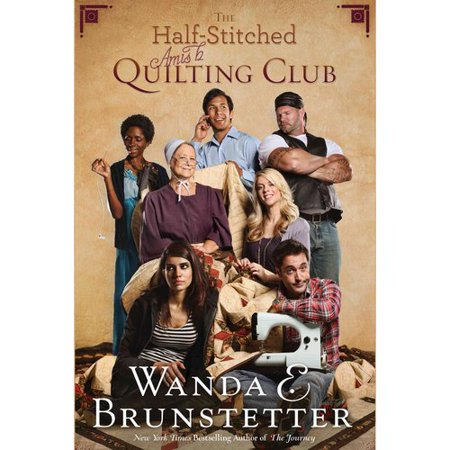 The Half Stitched Amish Quilting Club