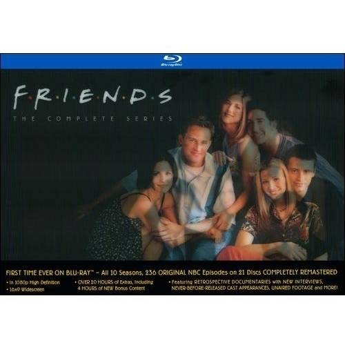 Friends: The Complete Series Collection (Blu-ray) (Widescreen)