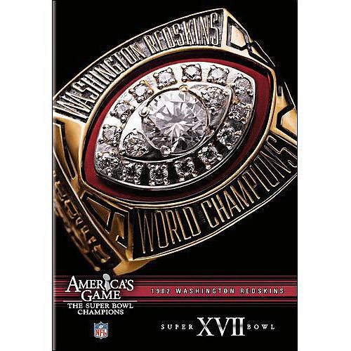 1982 Washington Redskins: Super Bowl XVII by