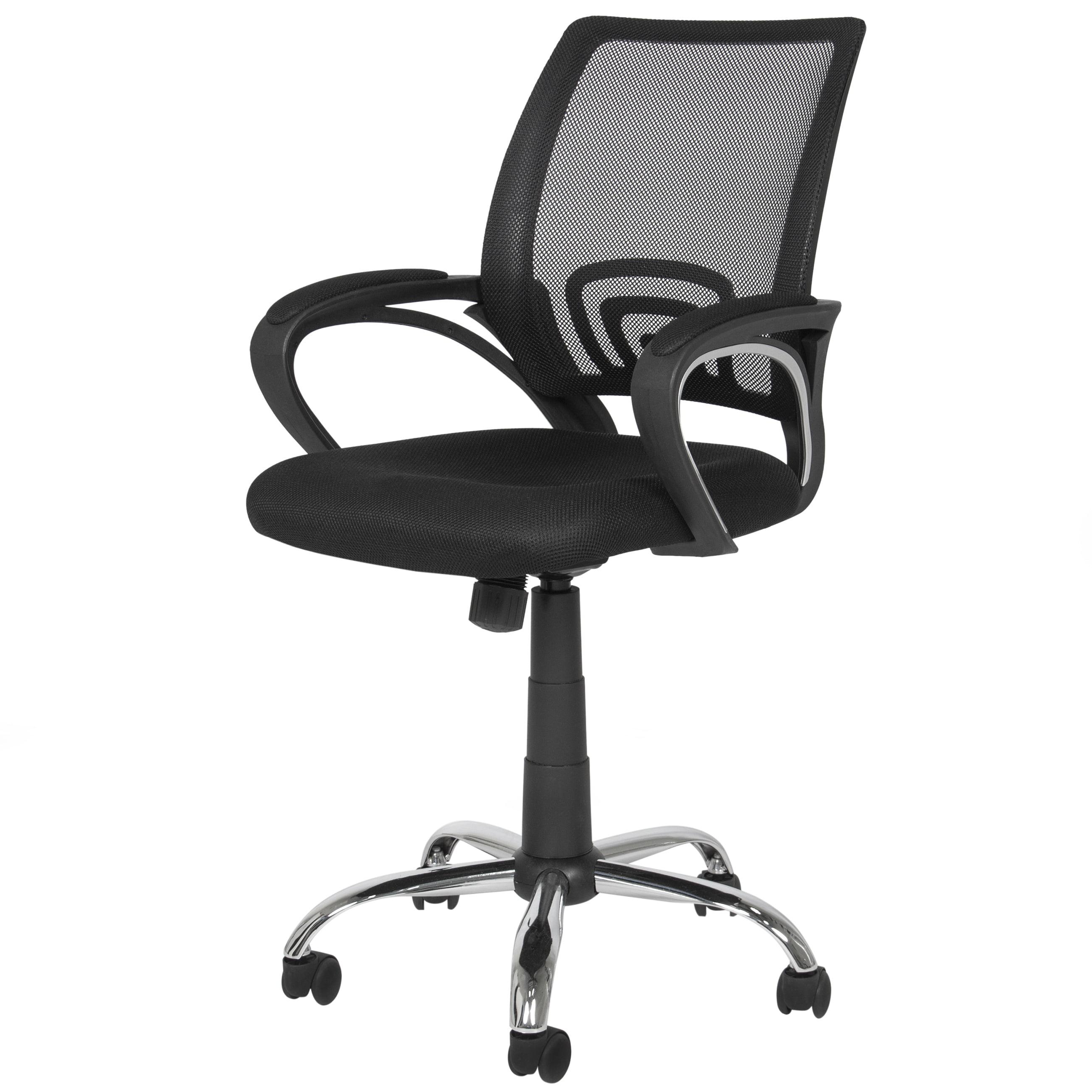 Best Choice Products Ergonomic Mesh Computer Office Desk Task