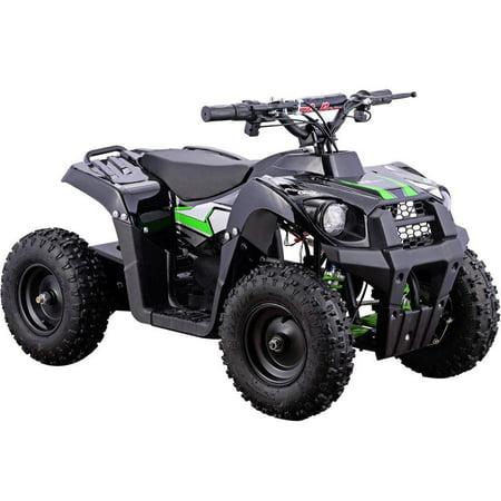 Electric Mini ATV Monster on 500W 36V (Green)