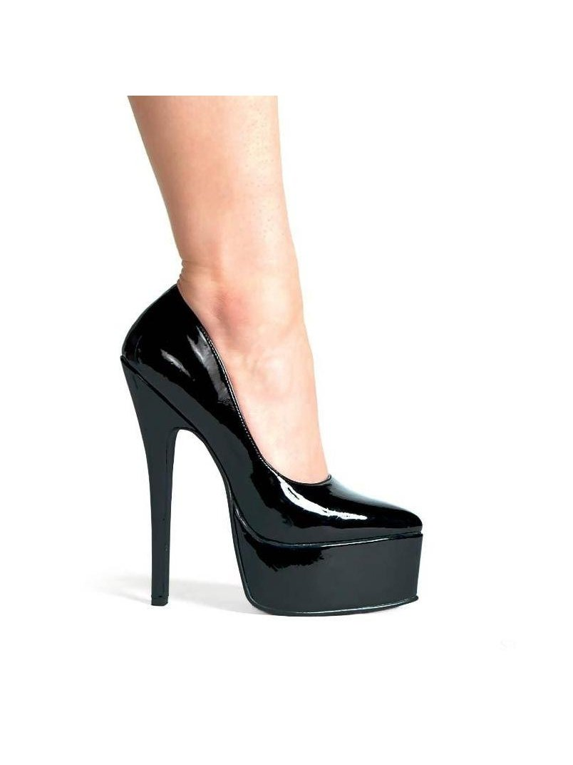 Ellie Shoes E-652-Prince 6 Stiletto Heel Pump Red / 6