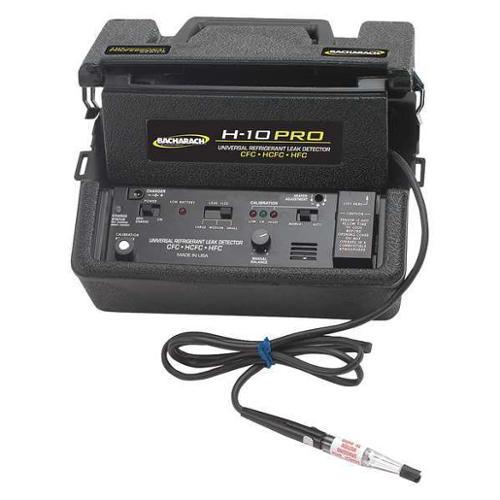 BACHARACH H-10 Pro Refrigerant Leak Detector,0.006 oz./yr. G2105050