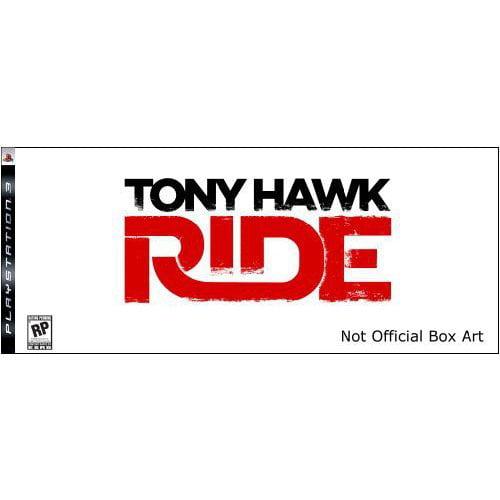 Tony Hawk: RIDE (PS3)