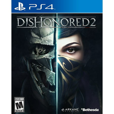 Dishonored 2, Bethesda, PlayStation 4, 093155171336