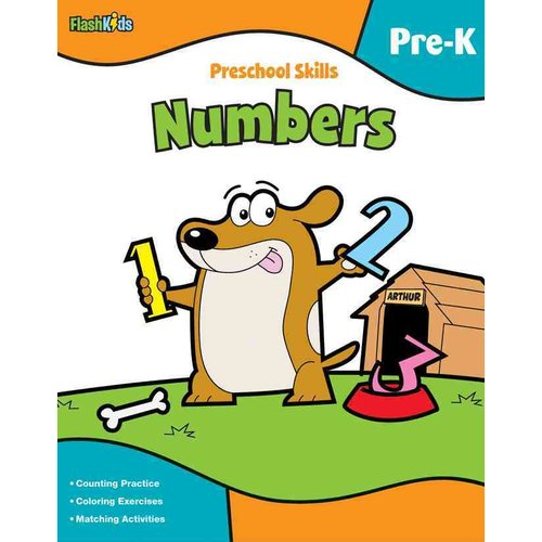 Numbers Preschool Skills by