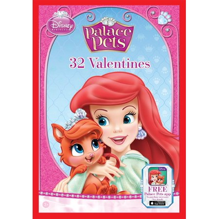 32CT Showcase Disney Princess Kids Classroom Valentine Exchange Cards, 32 Fold & Seal Card Count By Paper Magic](Minion Valentine Cards)