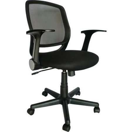 Office Chairs Walmart >> Mainstays Mesh Office Chair