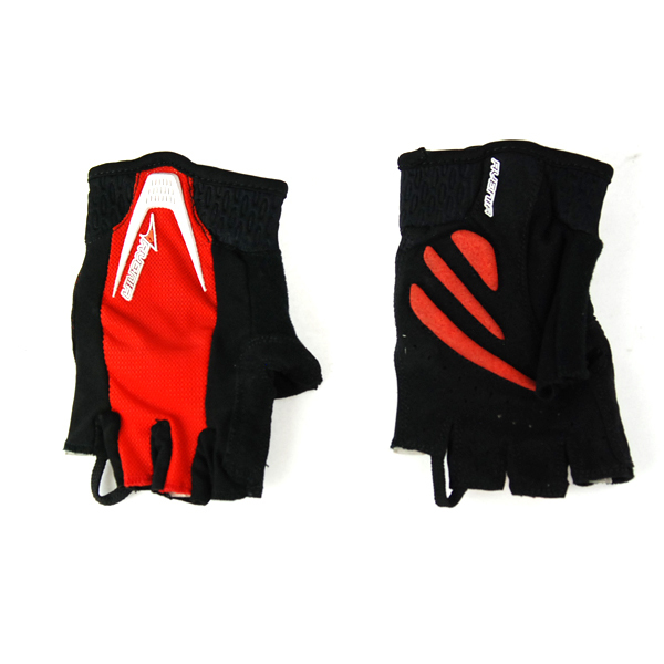 Avenir Serious SF Red/Black Small Road Cycling Gloves