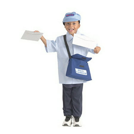 Brand New World Mail Carrier Career Costume - Carrie Costumes