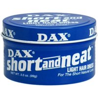 Dax Short and Neat Light Hair Dress 3.50 oz
