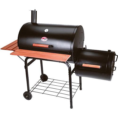Char-Griller Smokin' Pro Grill & Smoker