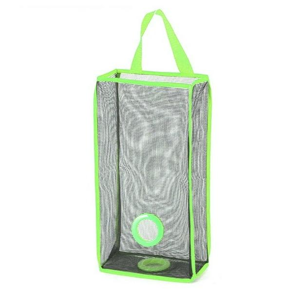 Trash bag holder Recycle bag holder Grocery bag holder Plastic bag storage Doggie bag  Halloween decor Fall decor