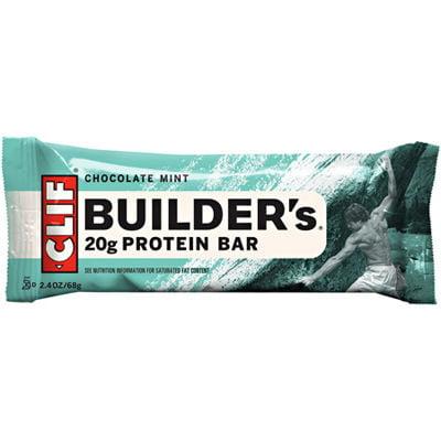 Builders Bar - Clif Bar Builder Bar - Chocolate Mint (Pack of 20)