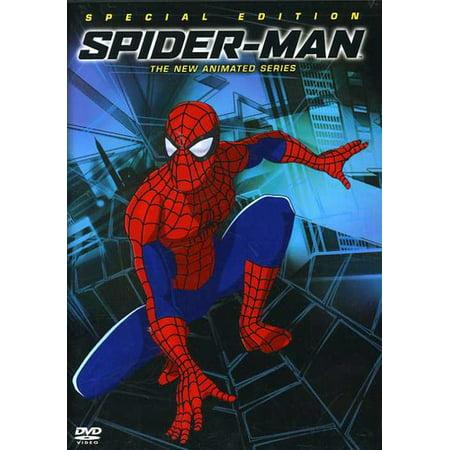 Spider-Man: The New Animated Series - Season 1 (DVD)