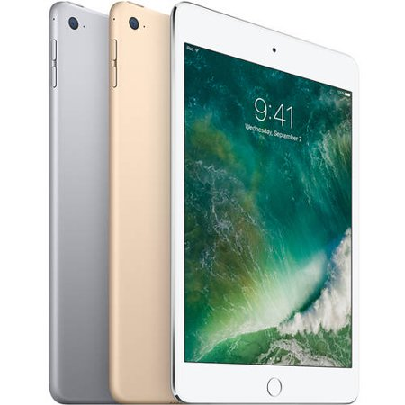Apple iPad Mini 4 16GB Gold Wi-Fi Refurbished (Best Cyber Monday Deals On Ipad Mini 4)