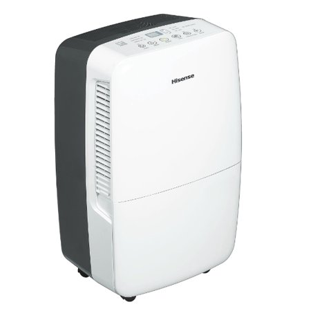 Hisense DH-35K1SCLE 35 Pint Dehumidifier Low-Temperature Operation - (Best Low Cost Dehumidifier)