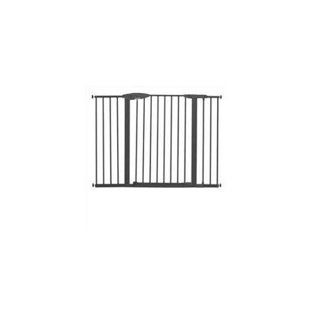 Munchkin 31067 Easy Close Extra Tall And Wide Metal Gate