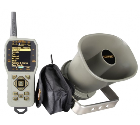 Foxpro Game Call Remote with Speaker
