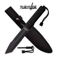Survivor Fixed Blade Knife