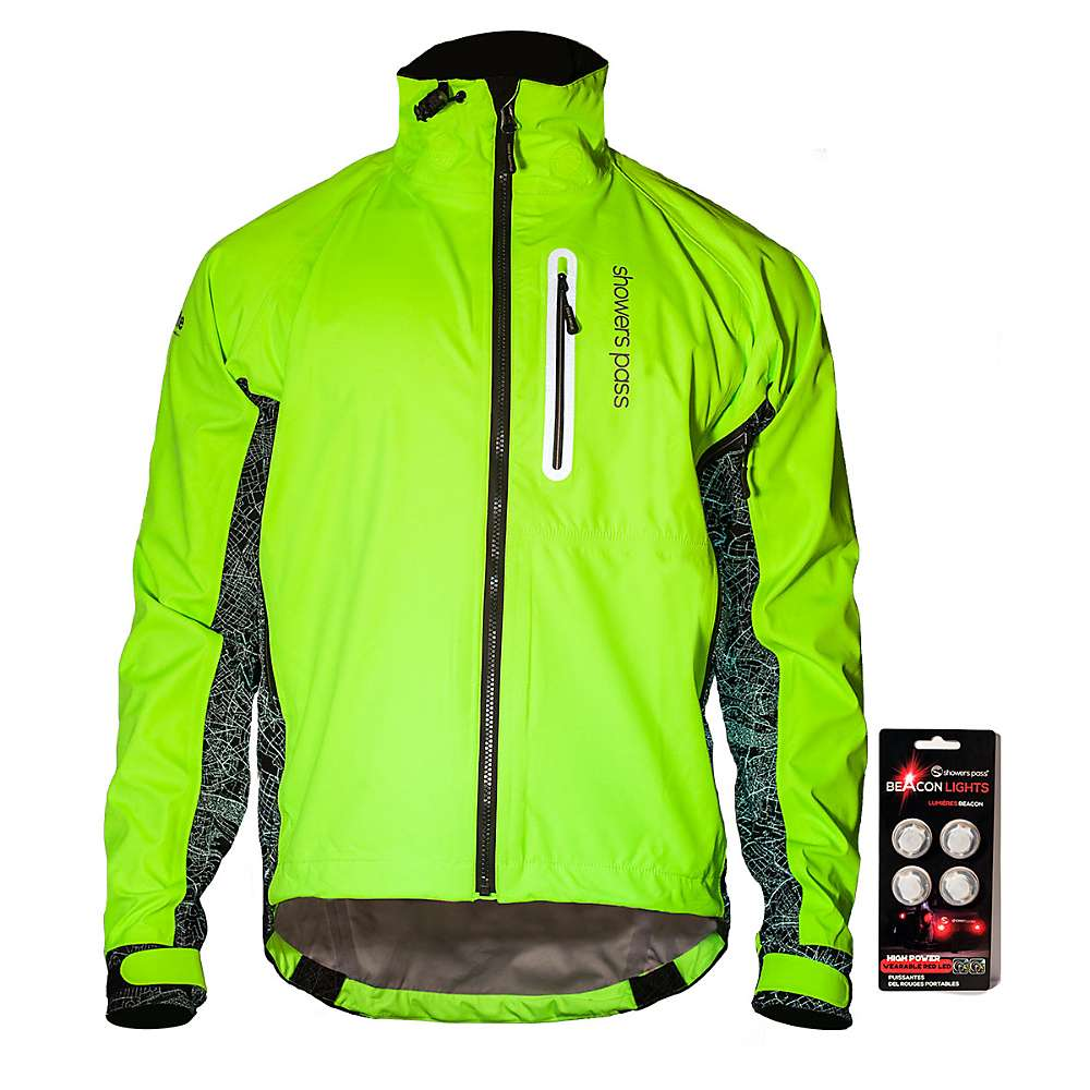 Showers Pass Men's Hi-Vis Elite Jacket