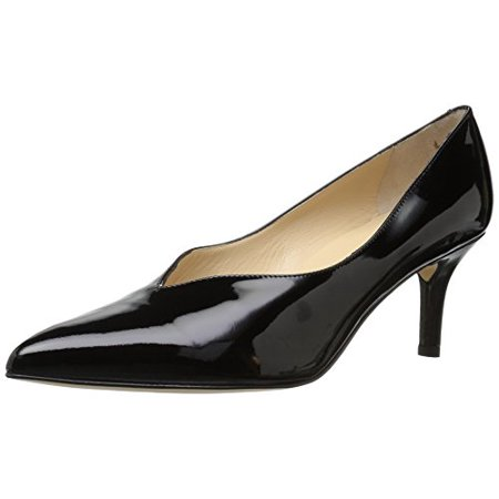 Amalfi Pumps - Amalfi by Rangoni Women's Palma Mary Jane Pump, Black, 9.5 M US