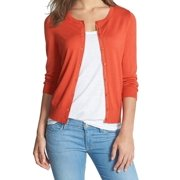 Halogen NEW Red Women's Size Small S Button Down Cardigan Sweater $59