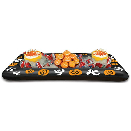 Inflatable Halloween Buffet Cooler](Halloween Dry Ice Uk)