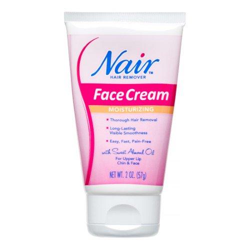 Nair Facial Hair Remover Cream Walmart Com Walmart Com