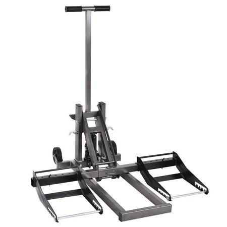 High Lift Jack Bracket (High Lift Jack Hydraulic Foot Pump Lawn Mower)