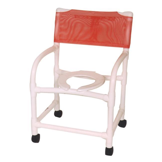 MJM International E122-3TW Echo Shower Chair