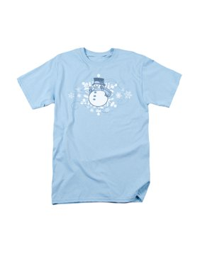 90b2f5a38ed5 Product Image snowmans winter day snowflake white christmas snow funny  humorous adult t-shirt