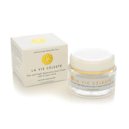 La Vie Celeste Skin Care 1002 Day and Night Anti-Aging Facial Cream