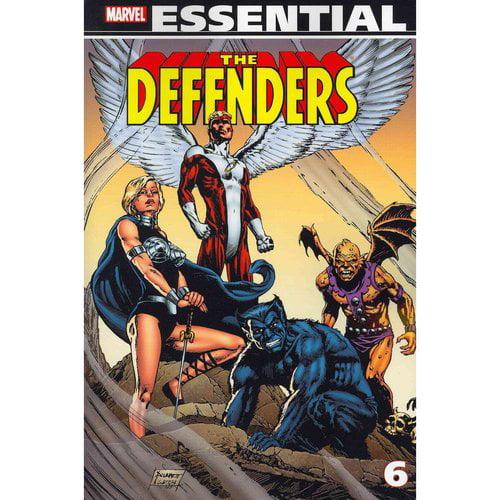Essential Defenders 6