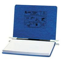 "ACCO PRESSTEX Covers w/Storage Hooks, 6"" Cap, 12 x 8 1/2, Dark Blue -ACC54133"