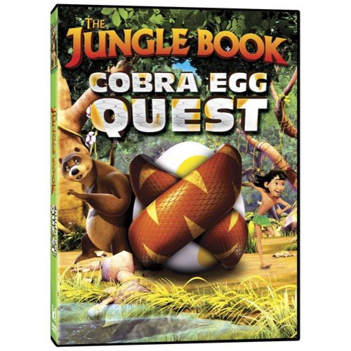 The Jungle Book: The Cobra Egg Quest (Full Frame)