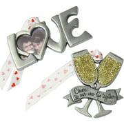 Gloria Duchin 2pc Love Ornament Gift Set