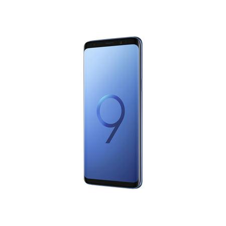 Samsung Galaxy S9 - Smartphone - 4G LTE - 64 GB - microSDHC slot, -  microSDXC slot - CDMA / GSM - 5 8