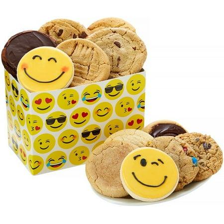 Halloween Cookie Bouquet (Emoli Cookie Box)