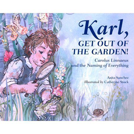 Karl, Get Out of the Garden! - eBook