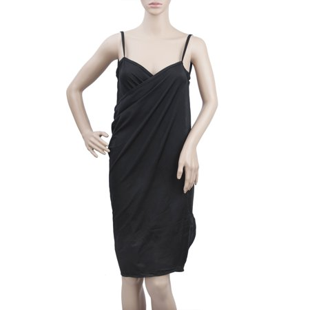 92b9e23149 TOPTIE - TopTie Open Back Cover-up Beach Dress /Swimsuit Bikini Dress Cover  Up-Black - Walmart.com