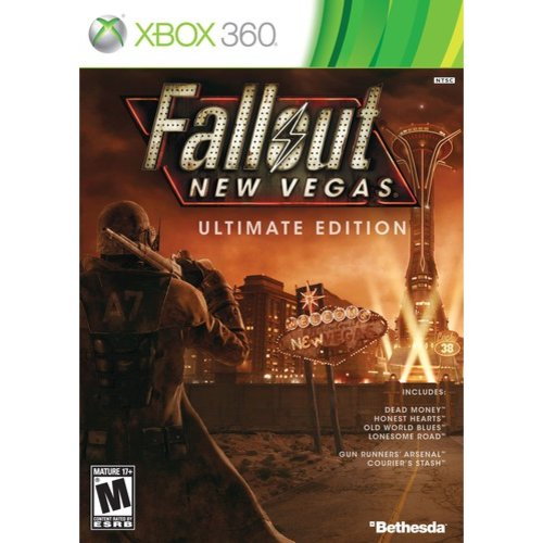 Fallout: New Vegas - Ultimate Edition (Xbox 360)