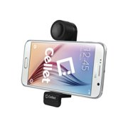 Cellet Car Air Vent Phone Holder for Phones and MP3 / MP4 up to 3.6 Inches Wide