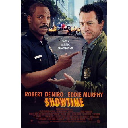 Showtime Poster Movie  27X40