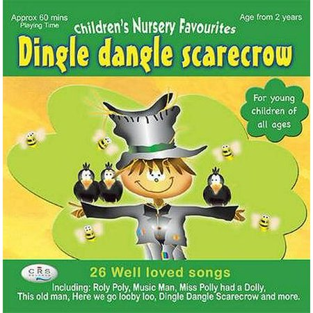 Dingle Dangle Scarecrow - kids sing a long songs (Audio - Dingle Dangle Scarecrow