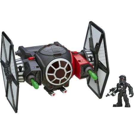 Playskool Heroes Galactic Heroes Star Wars First Order Special Forces TIE (The Fighter Gym Class Heroes Ft Ryan Tedder)