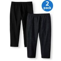 d256ecee68fd0 Product Image Juniors' No Boundaries Capri Leggings 2-Pack Value Bundle